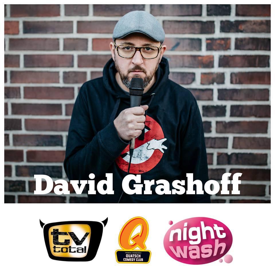 Comedy: David Grashoff